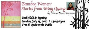 Bamboo Women: Stories from Ming Quong by Nona Mock Wyman